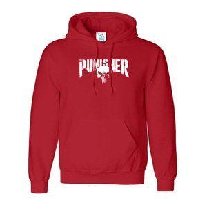 The Punisher Sweatshirt Pullover Hoodie